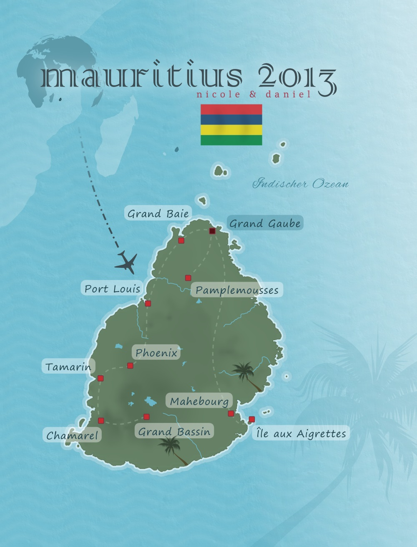 Traumurlaub auf Mauritius
