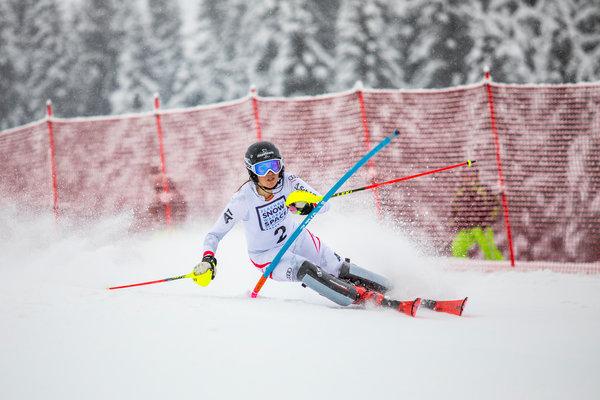 Marie Therese beim FIS-Slalom in der Flachau am 17.12.17 - Foto Christian Fischbacher