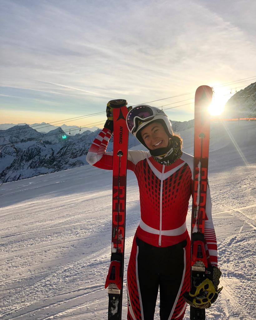 GOLD für Lena Wechner in Bansko!
