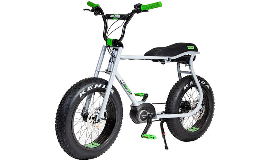 E-Bike Ruff Cycles Lil Buddy