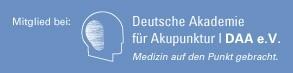 DAA Deutsche Akademie für Akupunktur   (© Deutsche Akademie für Akupunktur)