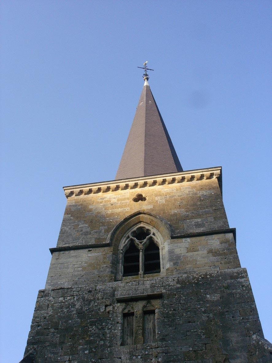 Eglise de Mont-Devant-Sassey (XIIème s.)