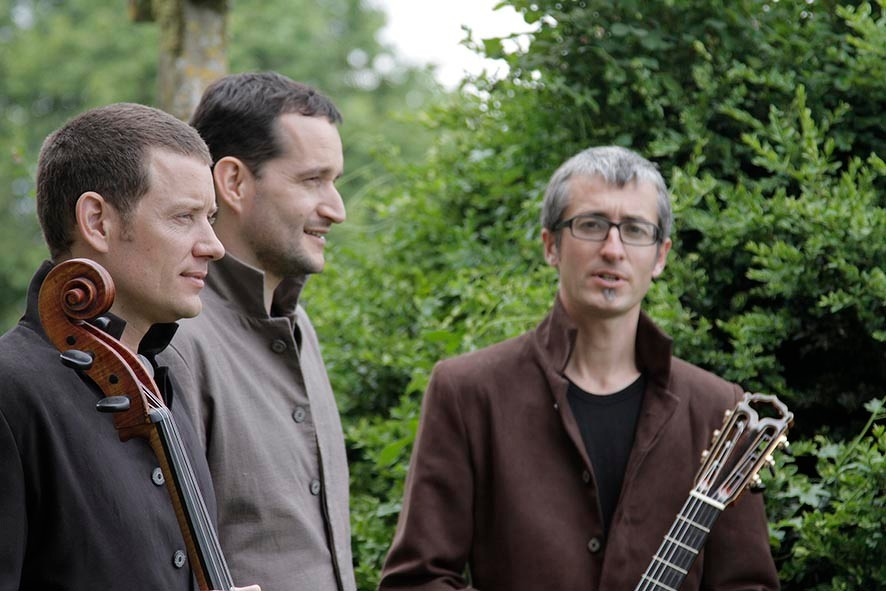 Matthieu SAGLIO, Samuel CATTIAU & Quentin DUJARDIN
