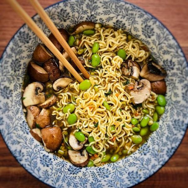 Asiatische Suppe - Asian soup