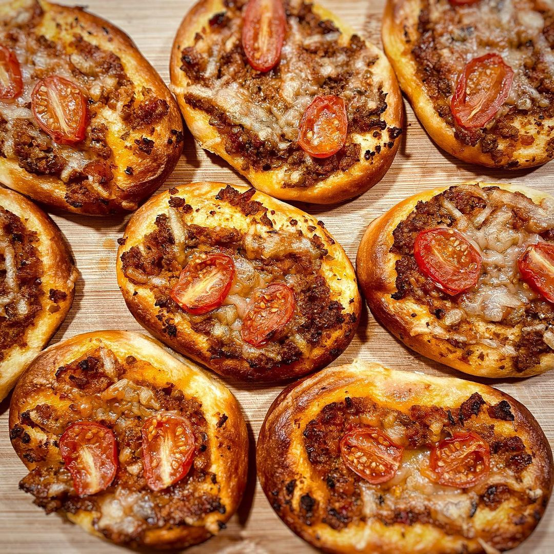 Einfache Pizzies - Simple Pizzies