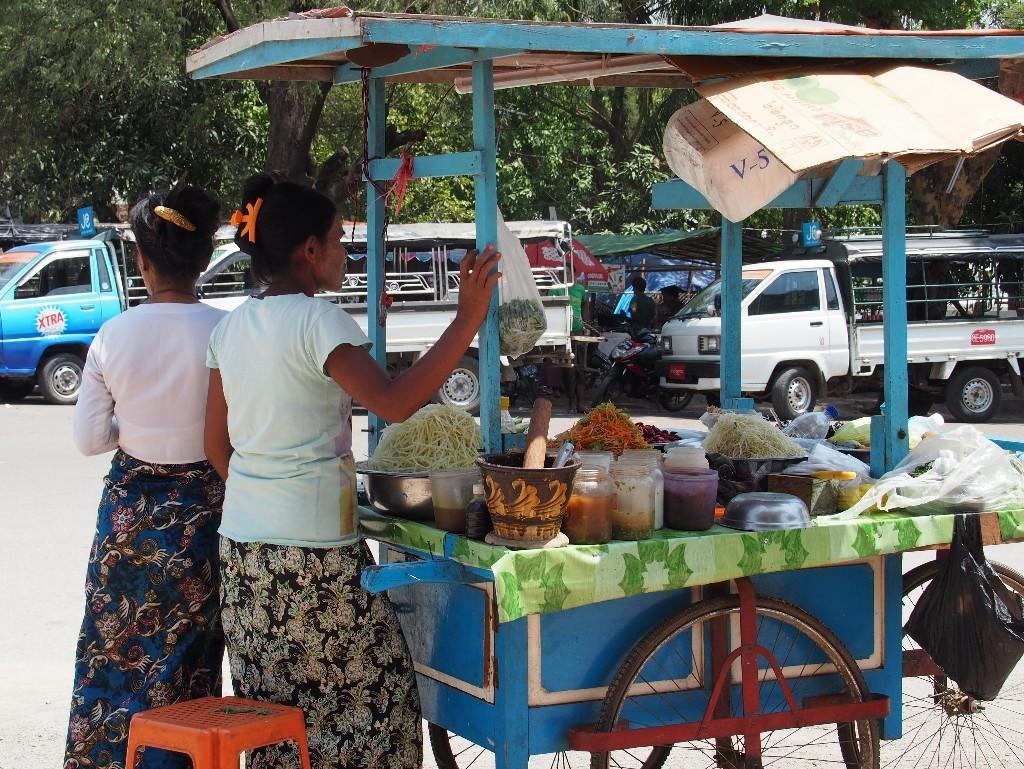 Straßenküche - Billiges Essen für den schnellen Hunger