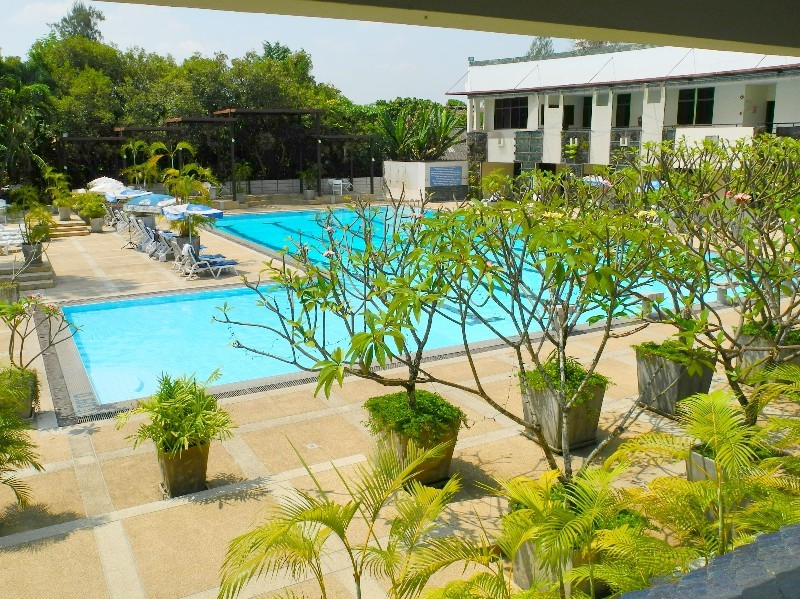 Wieder zurück - Imm Eco Resort in Chian Mai