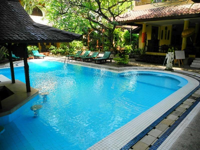 ... in Kuta auf Bali