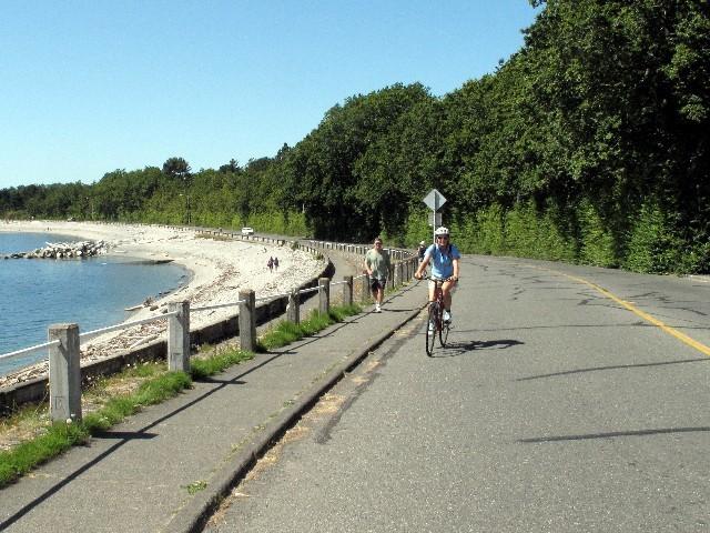 Umrundet - Fahrradtour in Victoria