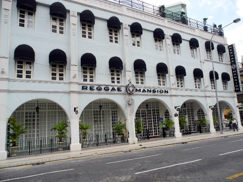Kolonial - Reggae Manson Hostel in Kuala Lumpur ...