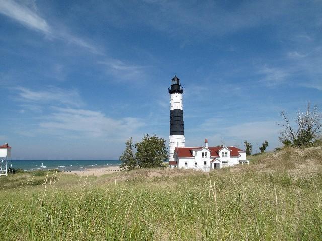 Verlaufen - Nicht Sylt, sondern Lake Michigan