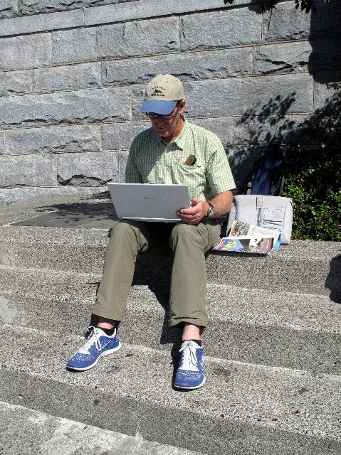 Vernetzt - Öffentliches WiFi in Victoria
