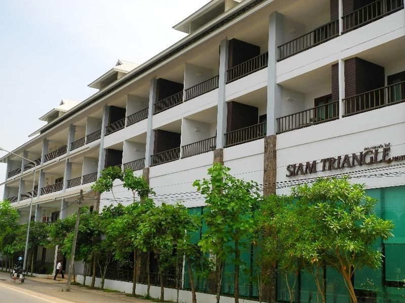 Luxus am Goldenen Dreieck - Siam Triangle Hotel...