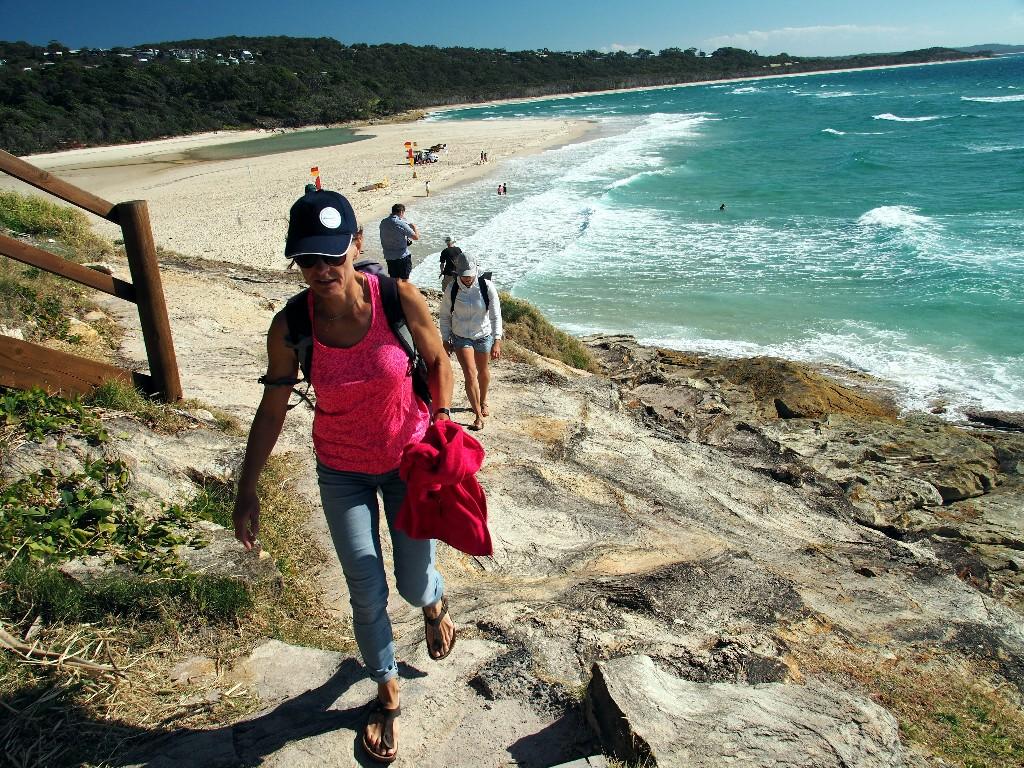 Australiens Küstenlandschaften laden ...