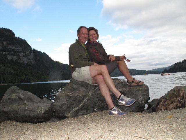 Im Osten von Vancover Island - Silver Lake