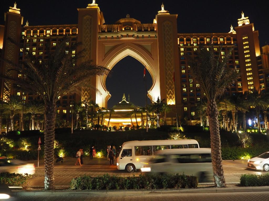 Hochpreisig - 100000 $ für drei Tage Luxus im Atlantishotel