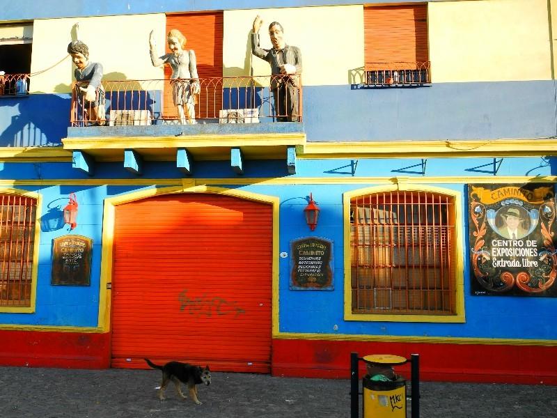 Argentiniens Vorbilder - Maradonna und die Perons