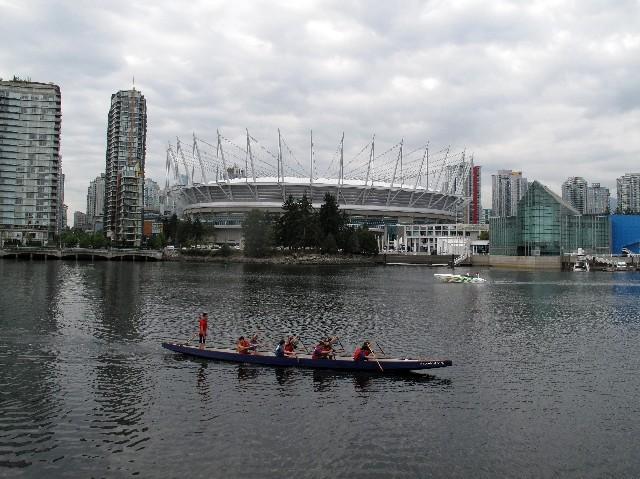Sportlich - Die Bewohner von Vancouver sind sehr aktiv