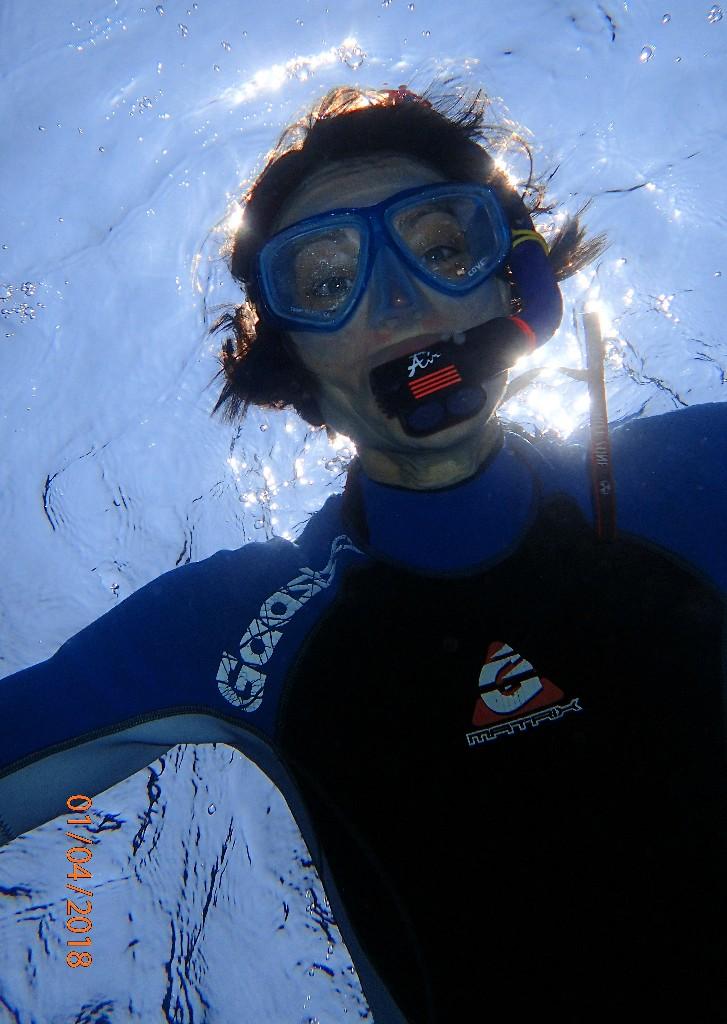 Sonnenschutz - Stundenlang im Wasser