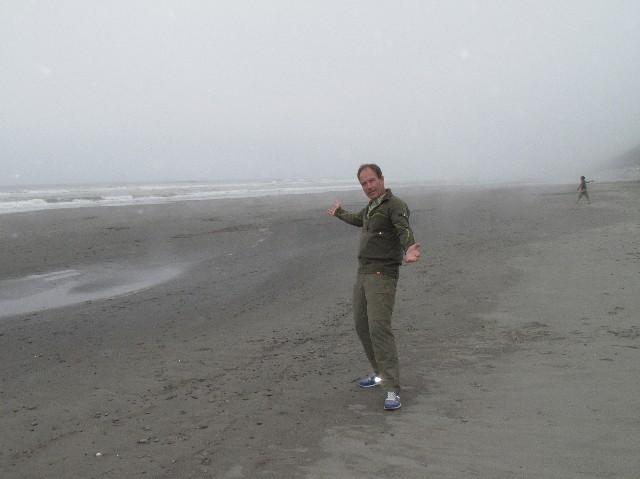 Undurchschaubar - Nebel am Pazifik