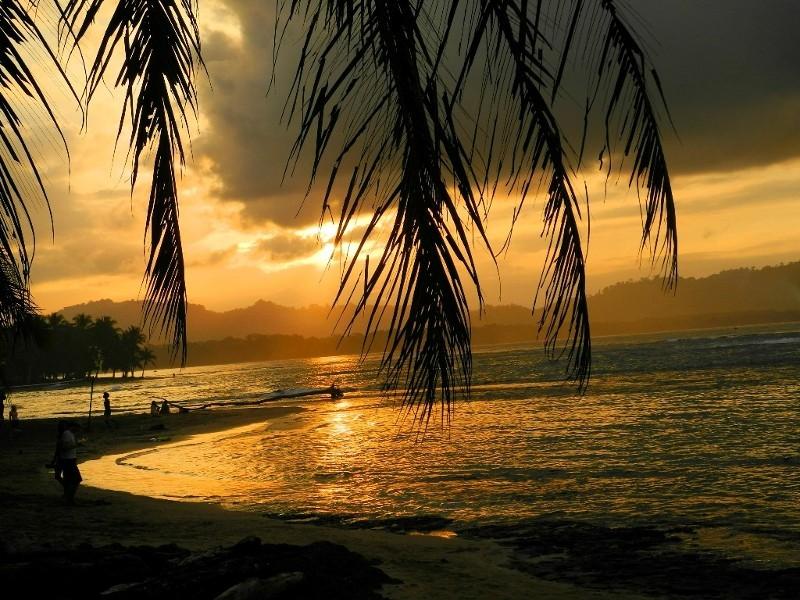 Sonnenunergang - karibische Träume 3
