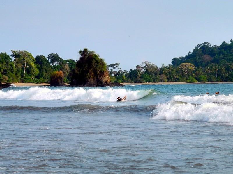 Versöhnung - der Pazifik in Costa Rica ist wunderschön