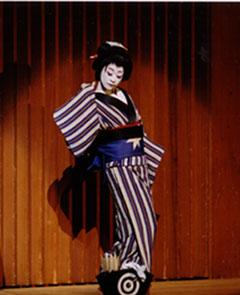 市民邦舞会『お光狂乱』矢場女(2006年)