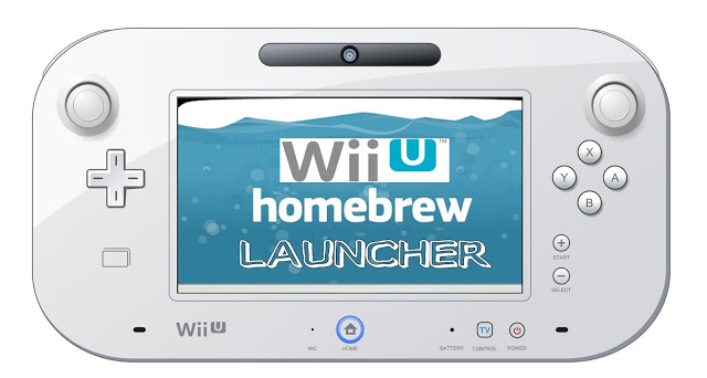 Wii U Homebrew Launcher Umbau