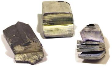 Abb. 3: Schnittstellen der Alkalimetalle