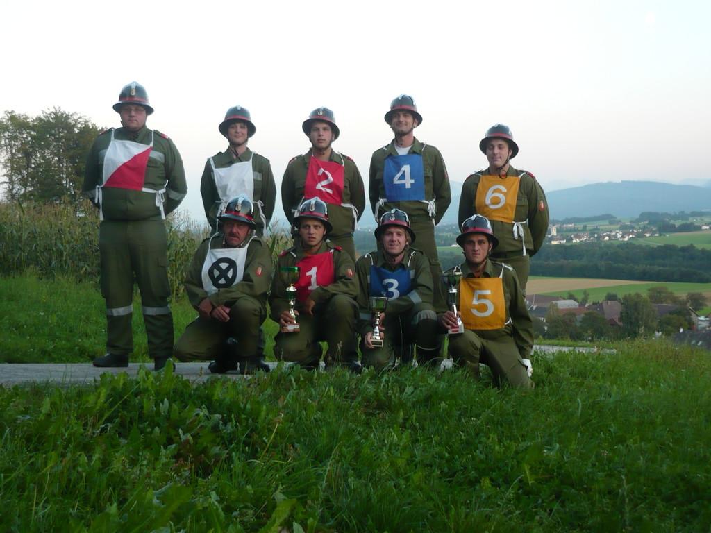 Bewerbsgruppe 2009