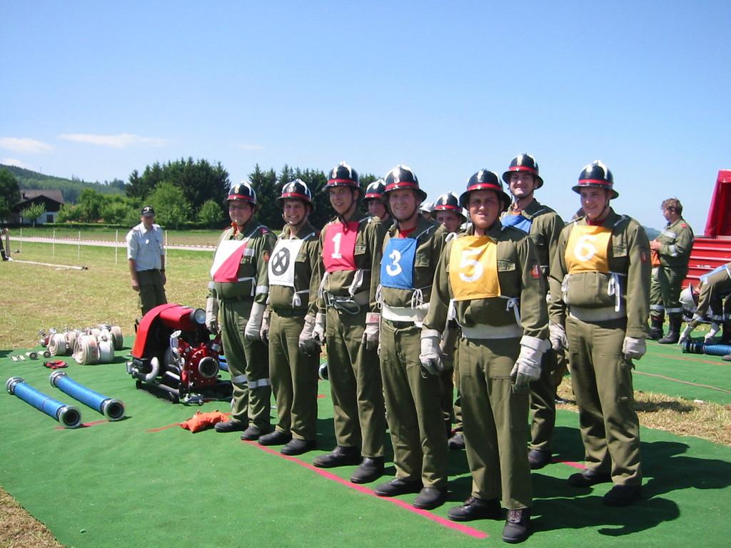Bewerb in Reittern am 23.05.2009