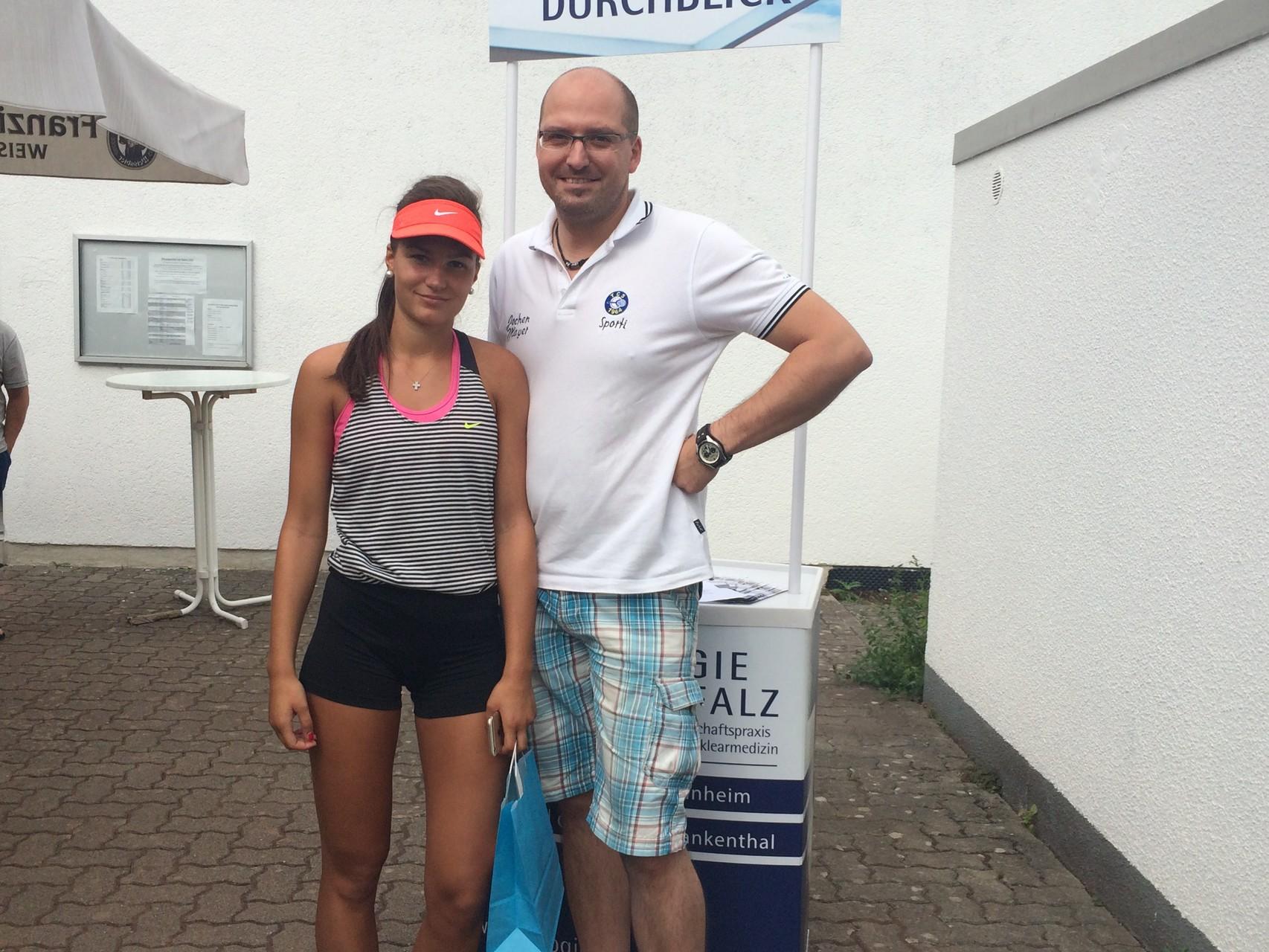 Damen LK 11-18: 3. Leonie Keil (TC Schifferstadt)