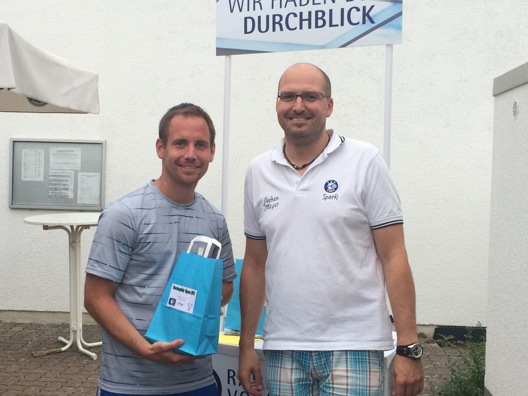 Herren 30 LK 3-17 NR: 2.Florian Schwarze (TG Osthofen)