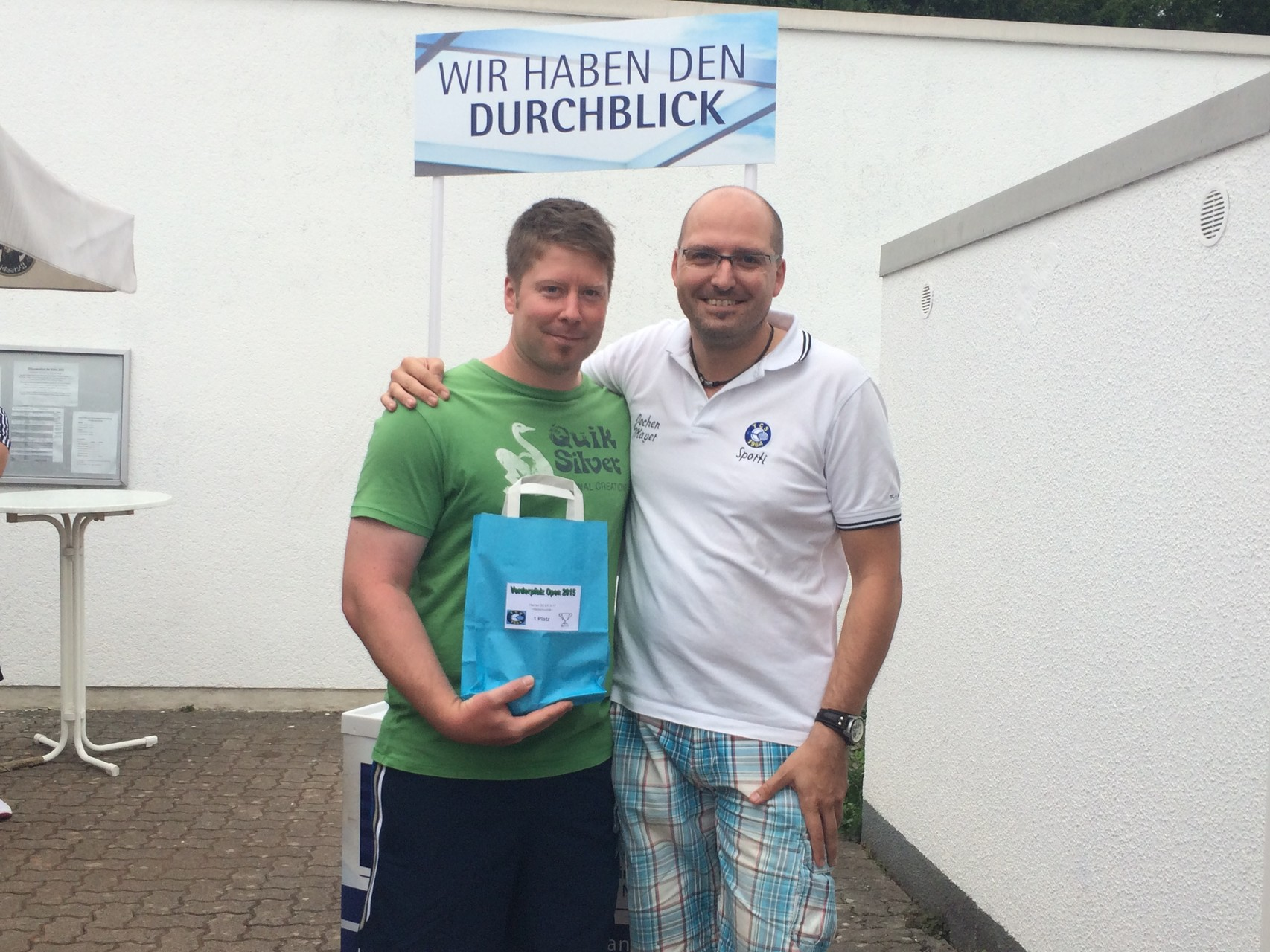 Herren 30 LK 3-17 NR: Sieger Felix Häussler (TC Schifferstadt)
