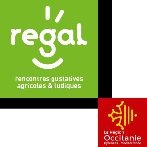 Logo Regal : rencontres gustatives agricoles et ludiques