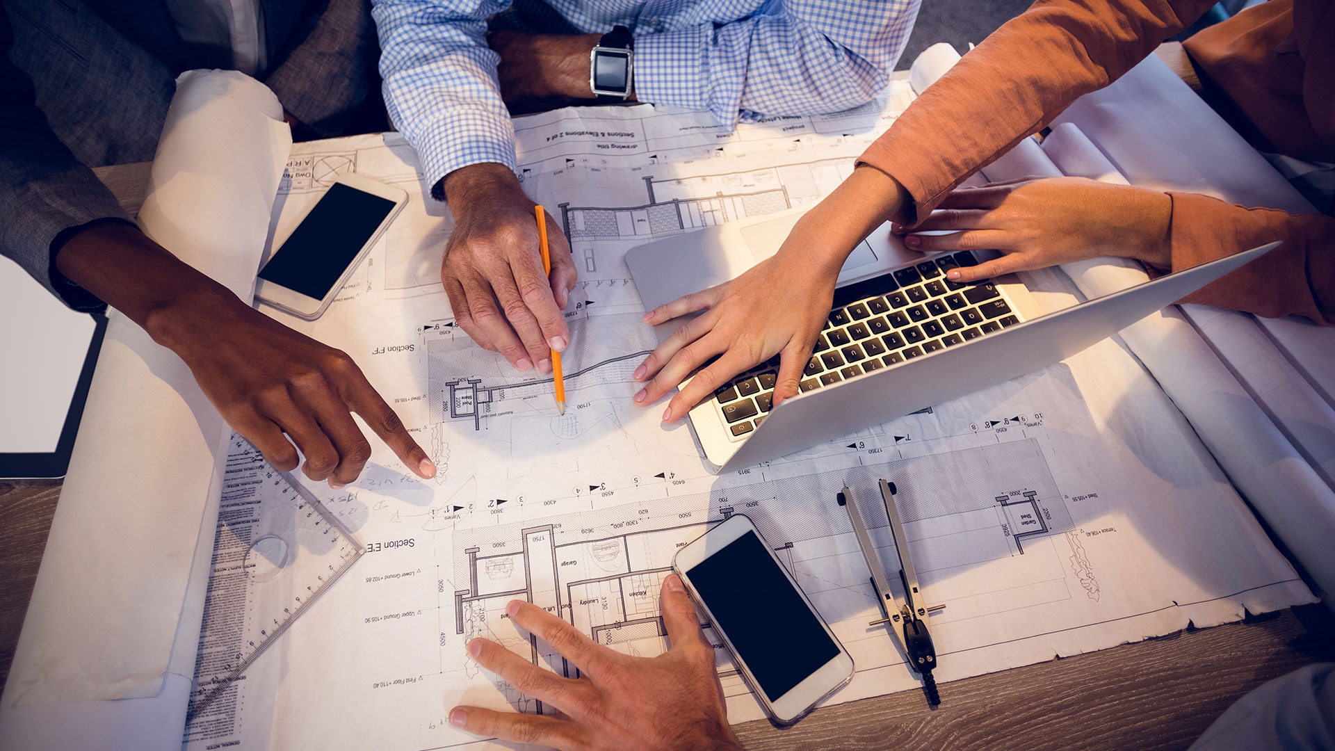 We have never worked with an Architect before; how do we get started?