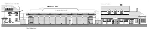 MODUS ARCHITECTS / Jeremy Humphries Strathallan Horse Tram Depot In Construction