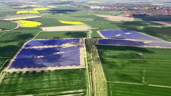 Bürger-Solarpark Meldorf