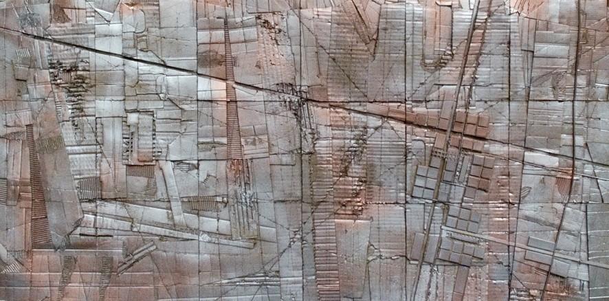 TM001-01 / formato: cm 120 x 60 / già provvisto di cornice in legno (sezione cm 4 x 2) e vetro