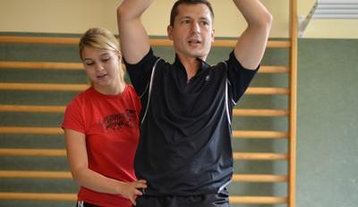 Physiotherapie ist Arbeit mit Bewegung