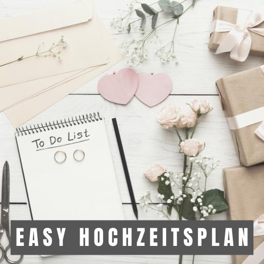 Wie plane ich meine Hochzeit perfekt und einzigartig?
