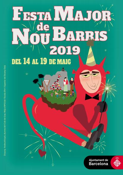 Festa Major de Nou Barris Programa