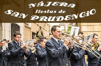 Fiestas en Nájera San Prudencio