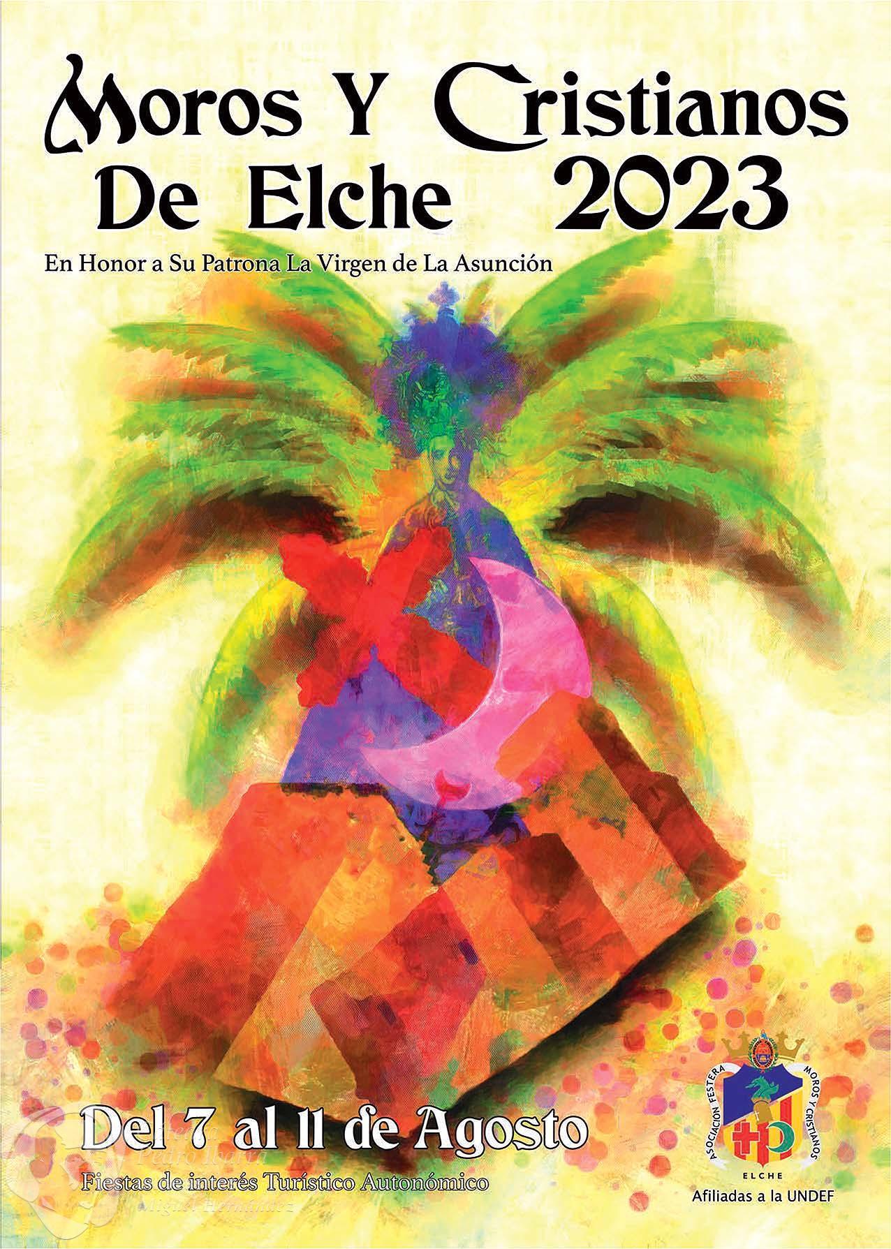 Moros y Cristianos en Elche 2016