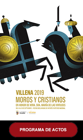 Moros y Cristianos en Villena