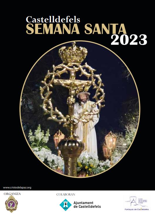 Programa y Procesiones de la Semana Santa de Castelldefels