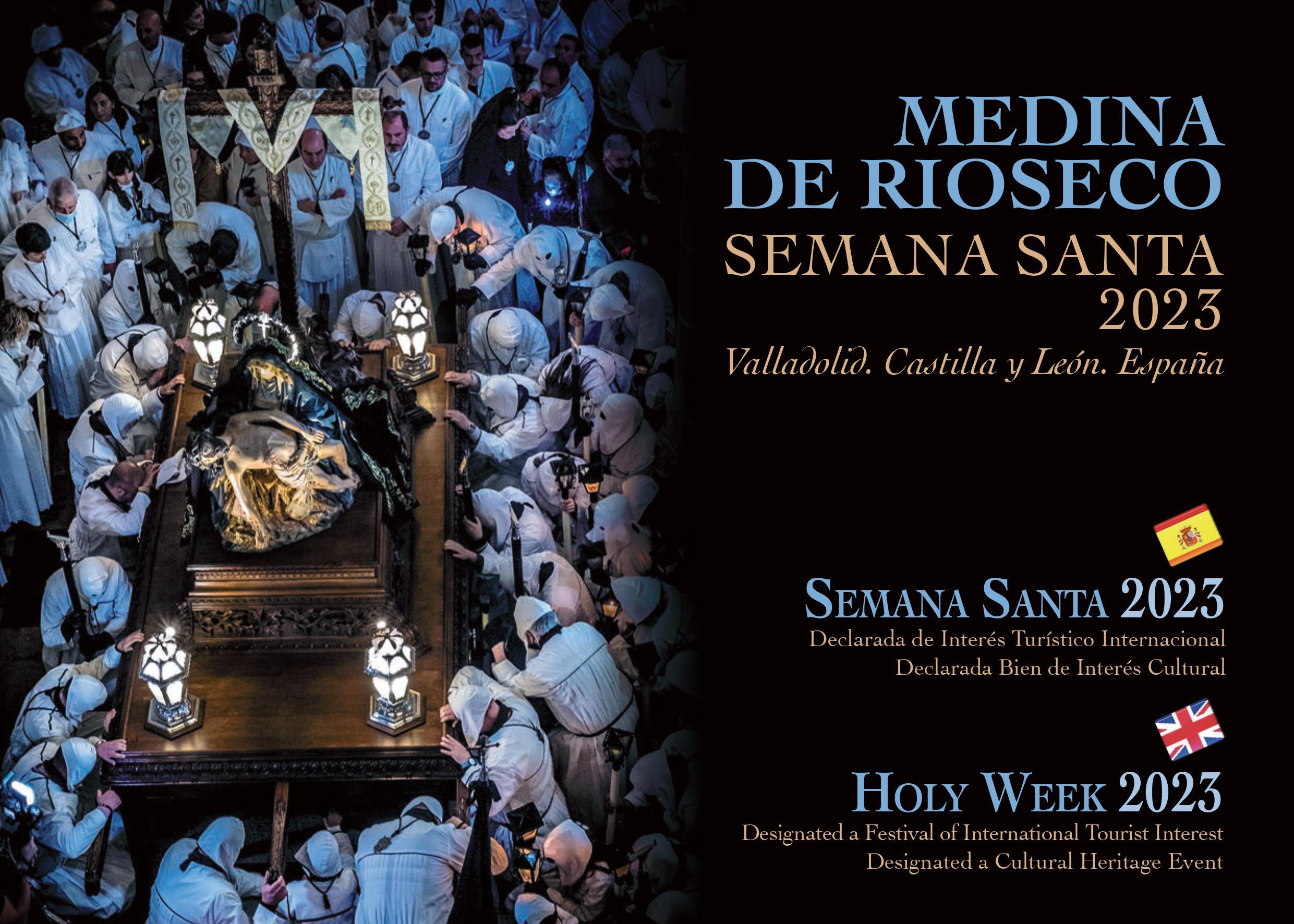Cartel de la Semana Santa de Medina de Rioseco 2016