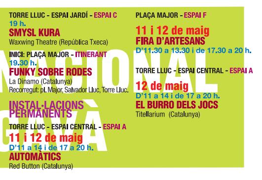 Festival de Titelles en Gava