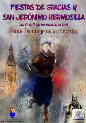 Fiestas en Santo Domingo de la Calzada Gracias y Hermosilla