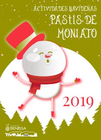 Fiestas en Benissa Programa de Navidad